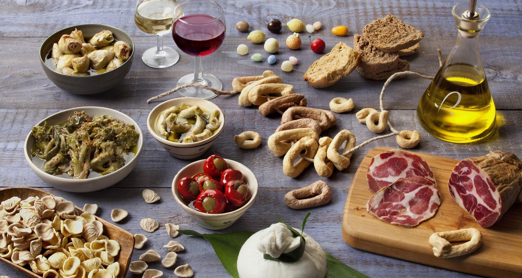 La Puglia in tavola: abbinamenti tra vini e ricette tipiche