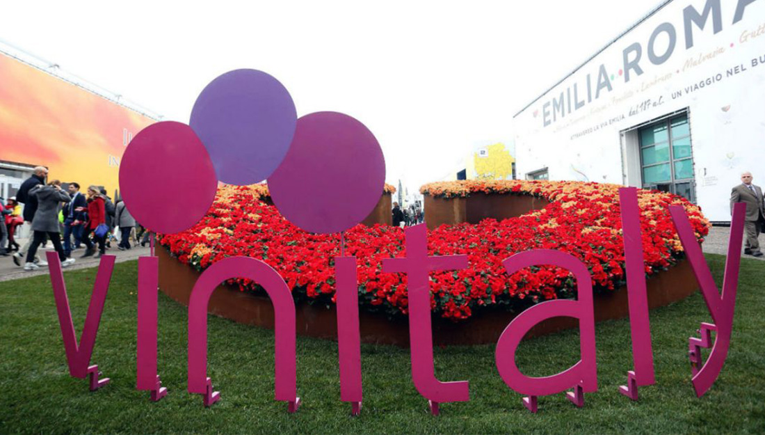 Vinitaly 2019, vom 7-10 April – Zone H2,  Pavillon 11, Stand 26
