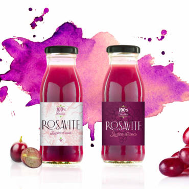 Scopri il Succo d'Uva Rosavite